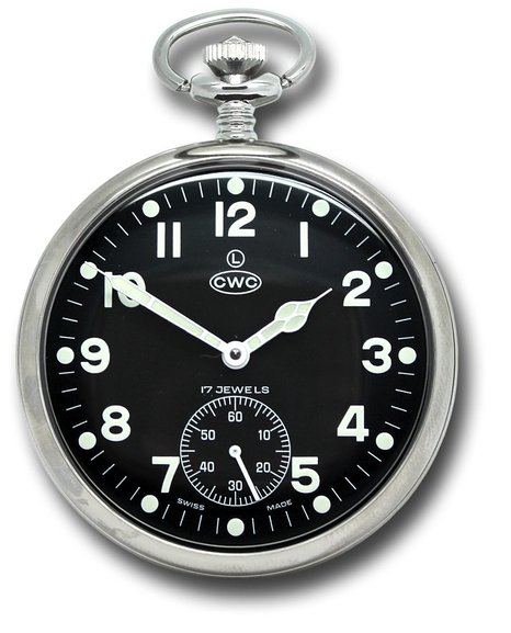 military pocket watches for men