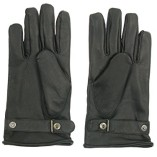 Begadi-Leather-gloves-full-grain-leather-lined-with-fleece-German-Army-Style-black-0-0