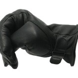 Begadi-Leather-gloves-full-grain-leather-lined-with-fleece-German-Army-Style-black-0-1