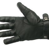 Begadi-Leather-gloves-full-grain-leather-lined-with-fleece-German-Army-Style-black-0-3