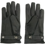 Begadi-Leather-gloves-full-grain-leather-lined-with-fleece-German-Army-Style-black-0-4