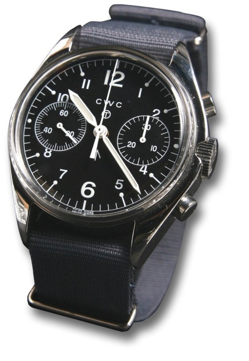 CWC 1970s Mechanical Chronograph remake military watch (2)