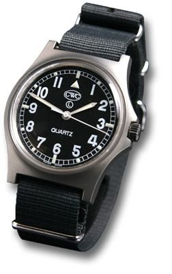 CWC Genuine Military Issue G10 Watch Non-dated.