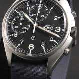 CWC Mechanical Chronograph Military Watch without date