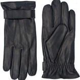 EEM-Mens-leather-glove-GORDON-made-of-genuine-hairsheep-nappa-leather-with-velcro-strap-black-size-L-0-1
