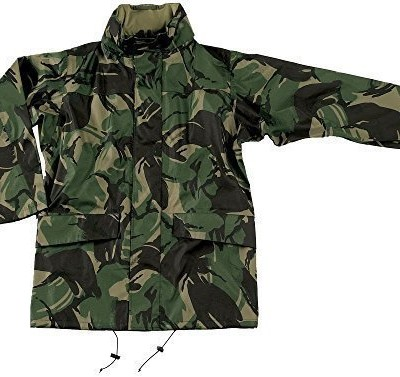 Fortress-Mens-British-DPM-Waterproof-Windproof-Fortex-5000-Breathable-Fabric-Branded-Jacket-Coat-Camouflage-Taped-Seams-Three-Layer-Bonded-Construction-Velcro-Twin-Storm-Flap-Covered-Zip-Front-Conceal-0
