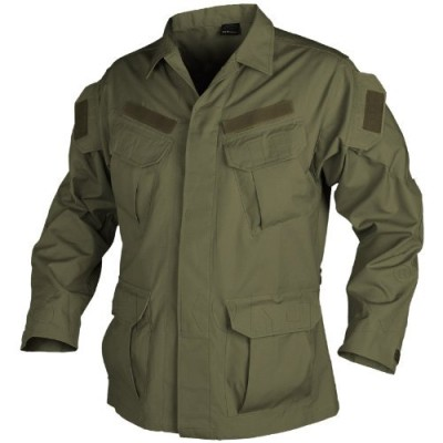 Helikon-SFU-Tactical-Combat-Army-Mens-Shirt-Military-Security-Jacket-Olive-Green-0