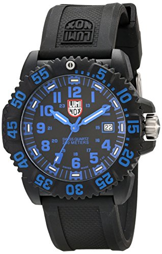 Luminox-LU3053-Colormark-BlackBlue-Dial-Mens-Watch-0