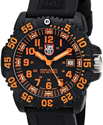 Luminox-LU3059-Navy-Seals-3050-BlackOrange-Dial-Mens-Watch-0
