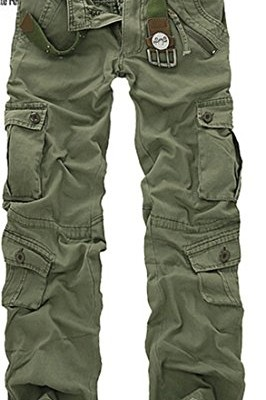 New-Combat-Mens-Cotton-Military-Camouflage-Cargo-Pants-Army-Camo-Trousers-0