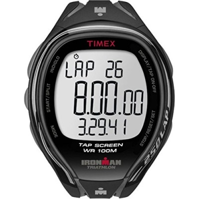 Timex-Ironman-Mens-Quartz-Watch-with-Grey-Dial-Digital-Display-and-Black-Resin-Strap-T5K588SU-0
