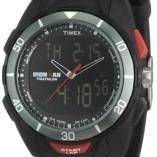 Timex-Sport-Ironman-Fullsize-Quartz-Watch-with-Black-Dial-Analogue-Digital-Display-and-Black-Resin-Strap-T5K399SU-0