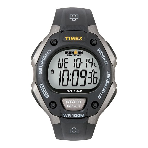 Timex-Sport-Ironman-Fullsize-Triathlon-30-Lap-Watch-T5E901-0
