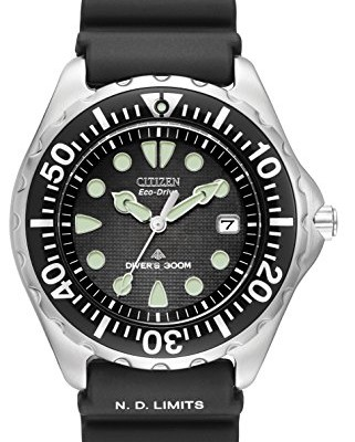 Citizen-Mens-Eco-Drive-300-Meter-Professional-Diver-Watch-BN0000-04H-0