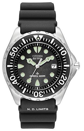 citizen men 39 s eco drive 300 meter professional diver watch. Black Bedroom Furniture Sets. Home Design Ideas
