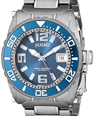 JIUSKO-Deep-Sea-69LSB08-Mens-24-Jeweled-Automatic-300m-Titanium-Divers-Watch-Blue-Dial-0