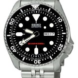 Seiko-5-Divers-Mens-Silver-Stainless-Steel-Day-Date-Watch-SKX007K2-0