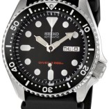 Seiko-Mens-SKX007K-Black-Rubber-Automatic-Watch-with-Black-Dial-0