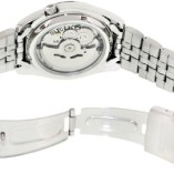 Seiko-Mens-SNK379K-Silver-Stainless-Steel-Quartz-Watch-with-Green-Dial-0-1